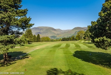 Alloa GC, Stirlingshire, Scotland Image Golf Organiser