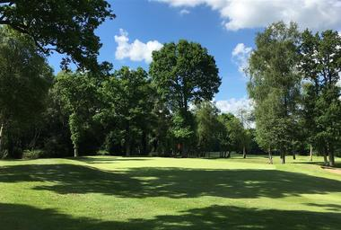 Copthorne GC, W. Sussex Image Golf Organiser