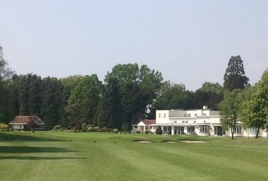 Drayton Park GC, Staffs Image Golf Organiser
