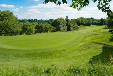 Reading GC, Berks Image Golf Organiser