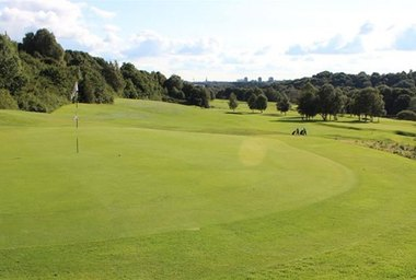 Reddish Vale GC, Cheshire Image Golf Organiser