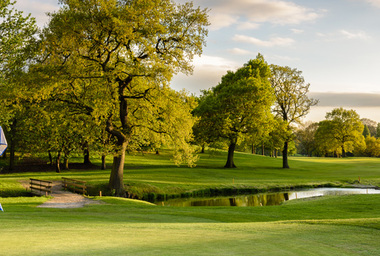 Tytherington GC, Cheshire Image Golf Organiser
